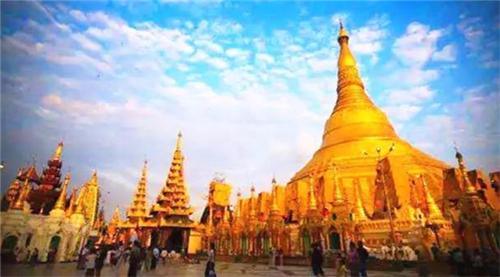 2018 春节·感受缅甸佛国风情
