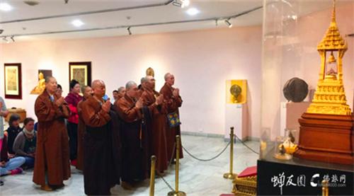 2018春节·回佛陀圣地除夕