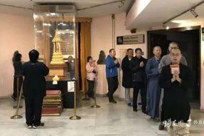 回佛陀故乡过年:德里过除夕 圣地闻法喜 — 2018新春朝圣活动大回顾(一)