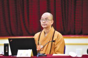 """关于""""佛系青年"""" 听听中国佛教协会会长学诚法师怎么说"""