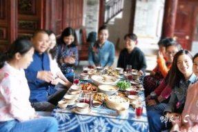 """好吃又好""""玩"""",这样的佛教旅游团你参加过吗?网友:这样的素食旅游给我来一打!"""
