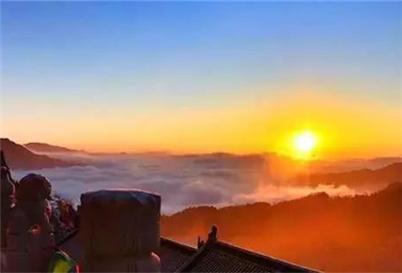五台山佛母洞的传说,一个能让人获得重生的地方!