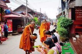 感受佛陀时代原始的修行方法,十月泰国佛教游学之旅给你不一样的体验!