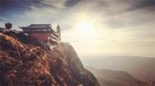 9.22 中秋节·鸡足山朝圣