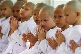 90%以上的人都会出家为僧,连国王都不能避免!这样的泰国你了解吗?