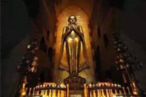 缅甸蒲甘:永远的阿难达