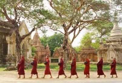 感受神迹:千佛之国缅甸的魅力!【视频】
