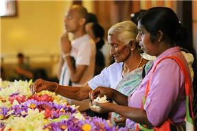 僧伽罗国(斯里兰卡)的佛教
