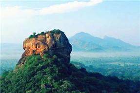 斯里兰卡狮子岩 ——印度洋上失落的空中宫殿