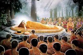 虚云老和尚神游兜率内院,为啥被弥勒菩萨和韦陀菩萨赶了回来!
