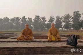 佛陀涅槃思念处 愿力永存莲花开 蝉友圈印度定制3团回顾(四)