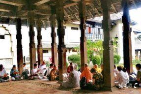 佛牙寺,佛陀留给锡兰岛最美的礼物 蝉友圈佛旅12月游学回顾(六)