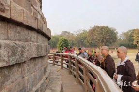 独一无二朝圣行 跟随师父的脚步朝礼佛陀故乡 蝉友圈11月印度定制3团朝圣回顾(六)