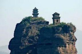 中国最险的6大寺庙,最后一座至今无人登临!