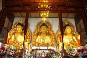 2018佛教文化艺术论坛于海南国际会议展览中心召开,启迪智慧人生