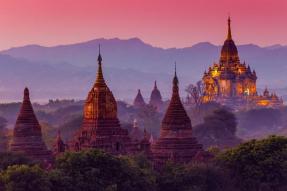 缅甸蒲甘:华美苍凉的万塔之城!