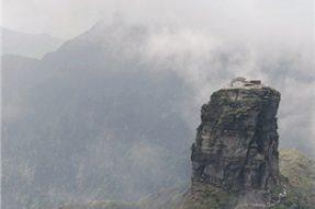 殊胜,弥勒菩萨在梵净山多次显瑞