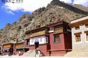 自动悬空七日七夜的不可思议的佛像—蝉友圈佛旅网西藏游学