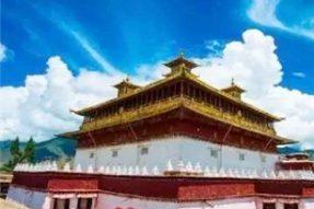 探秘桑耶寺:巡礼莲师传奇圣迹——蝉友圈佛旅网西藏游学