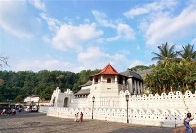 斯里兰卡:佛陀三临宝岛 法显两度春秋