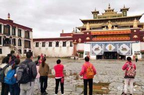 和麻麻一起游学西藏是什么感觉 蝉友圈暑期西藏游学回顾(一)