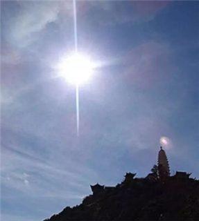 鸡足山多次现神奇佛光,佛教圣地到底有多神秘?