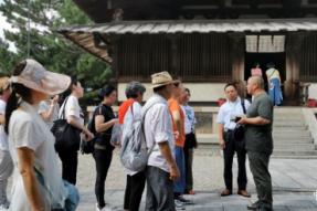 太殊胜了!看完这组图片,我也想去日本游学了!蝉友圈日本游学首团回顾(三)