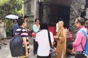 无尽藏比丘尼:六祖最初护法 中国第一位女禅师(蝉友圈六祖圣迹巡礼)