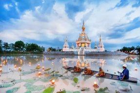 【佛教圣地】老挝(寮国)佛教