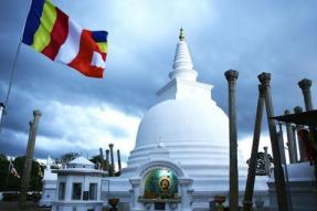 斯里兰卡最古老的佛教圣城 与我国东周同时期