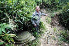 浙江明觉寺:沉睡了325年从地下冒出 曾占地千亩