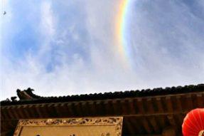 美丽寺院 | 五台山佛母洞