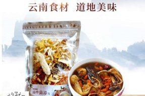 推荐 | 云南山珍菌汤包,让您一顿吃遍云南野生菌!