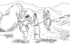 精诚向佛的见证——新兴六祖镇别母石 ——蝉友圈佛旅朝礼研学六祖七大圣迹