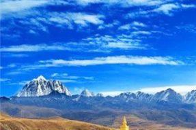 塔公寺:雅拉神山下最美修行圣地