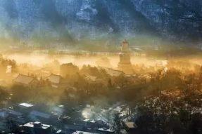 五台山:凡圣同居 与生俱来的修行之地
