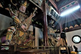 【佛教常识】佛教中的四大天王——蝉友圈佛旅网