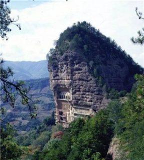 麦积山石窟:众佛之国,惊艳了上下1600多年!
