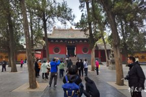 11.15 也太殊胜了 这样的游学我也好想参加 蝉友圈·中国禅宗祖庭游学首团回顾图集(一)