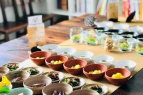 1月5日素食厨道师班,人人都能学|素食论+食材学+调味学+12种基础技法+24种辅助技法+36种味型+300种食材+600款菜品