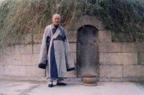 听领队讲故事1:江西青原山有一位修行人 会定身术懂轻功 能降巨蟒退老虎…