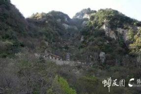 终南山狮子茅蓬—虚云老和尚闭关修行处