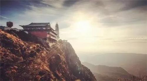 9.15 云南鸡足山游学