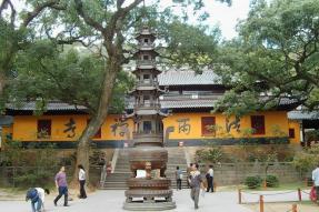 惊呆了!普陀山法雨寺是明故宫唯一的存世建筑,你知道吗?