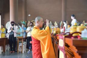 庆祝建党百年山东省宗教界百场讲经活动威海站隆重举行