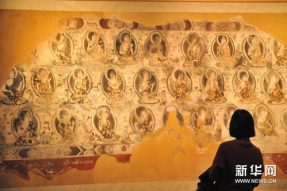 丝路精魂:新疆龟兹石窟壁画 佛旅网 佛教旅游 佛教圣地 佛旅领队 佛教导游