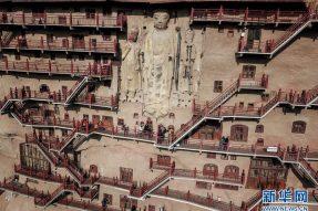 丝路遗迹麦积山  佛旅网 佛教旅游 佛教圣地 佛旅领队 佛教导游