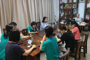广州蝉友圈国际旅行社组织开展黄埔精神学习教育专题研学课